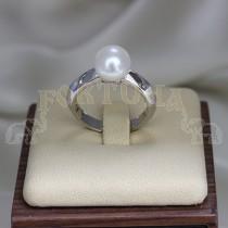 Дамски пръстен перла