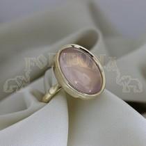 Дамски пръстен с кварц