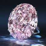 брилянт розова звезда