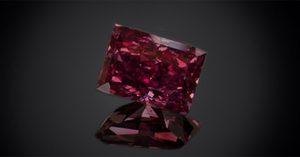 червен диамант
