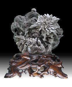 хризантемен камък
